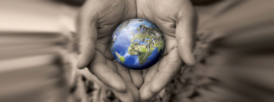earth in hands header, ethosolution header, the future is in our hands